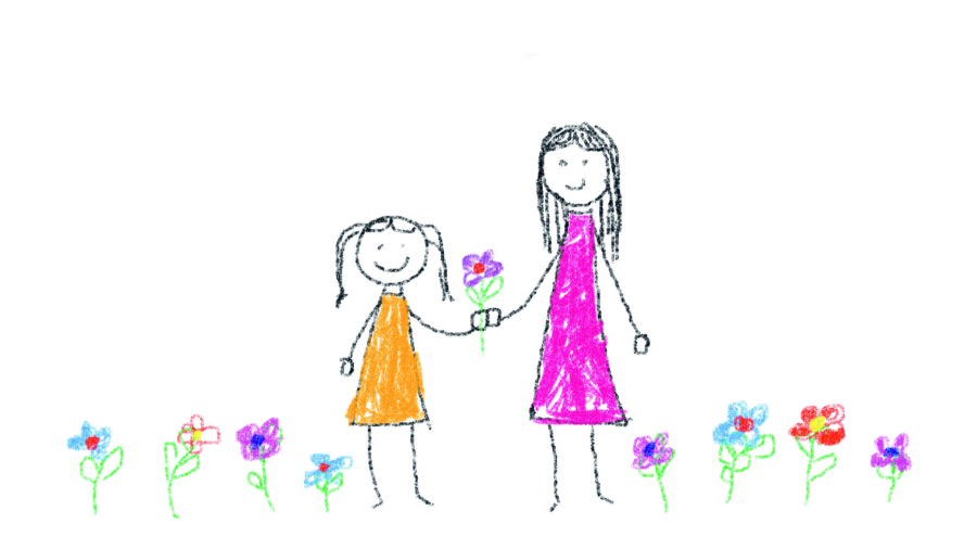 Child drawing; Shutterstock ID 662310238; Purchase Order (valid Channel 5 PO only): -